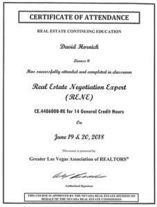 dave_hornick RENE certificate